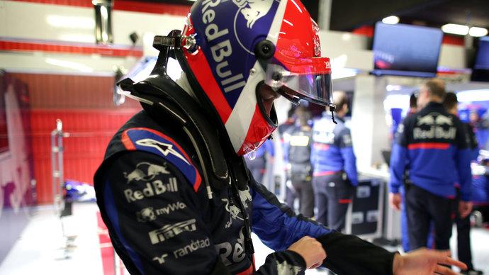 """""""Toro Rosso"""" todavía puede mejorar el coche """""""