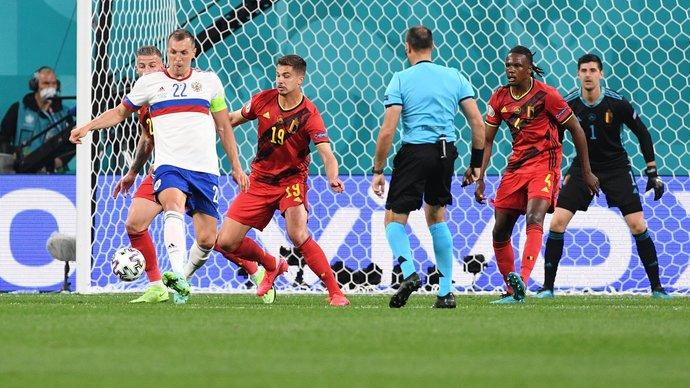 Защитник сборной Бельгии: Моей задачей было выключить Дзюбу из игры. Думаю, я справился