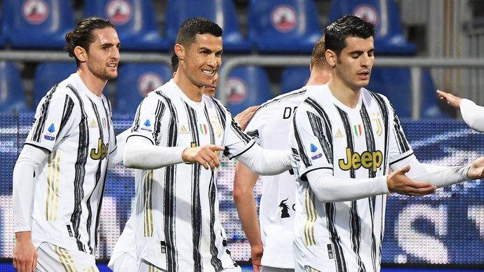 Федерация футбола Италии готова исключить Ювентус из Серии А, если клуб не выйдет из Суперлиги