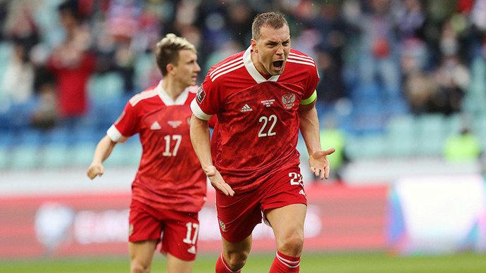 Белорусские арбитры обслужат матч России и Болгарии
