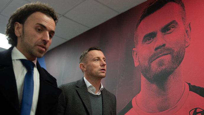 Генеральный директор ЦСКА рассказал, почему Олич покинул команду
