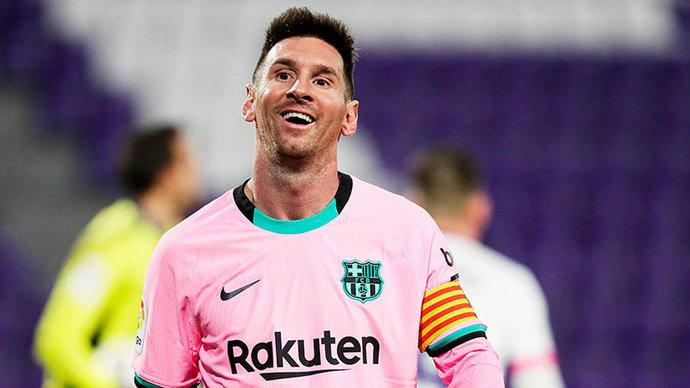 Месси работал в общей группе Барселоны перед финалом Суперкубка Испании