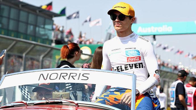 «Что бы я изменил на трассе? Все!» Ландо Норрис — о Гран-при России