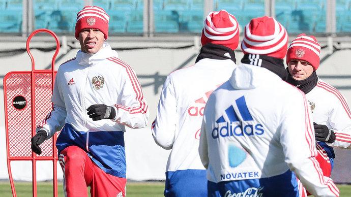 Допинг-офицеры ФИФА вновь пожаловали в расположение сборной России