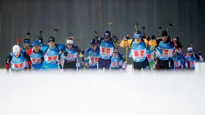 IBU объявил об отмене этапа Кубка мира в Норвегии. Финал сезона примет другая страна