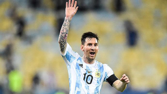Месси обвинил в предвзятости арбитра матча Аргентина  Перу
