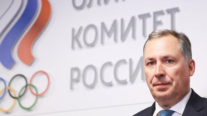 ОКР намерен потребовать от FINA разъяснений по делу Андрусенко и Кудашева