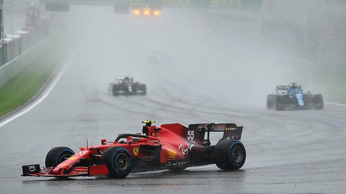 Руководство Формулы-1 готово изменить правила после скандального Гран-при Бельгии