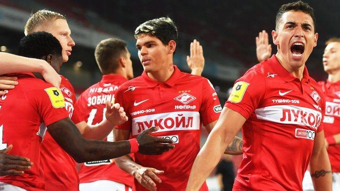 Спартак попросил Роспотребнадзор о допуске 15 тысяч зрителей на матч с Легией