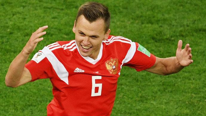 Дзюба и Черышев претендуют на звание автора лучшего гола ЧМ