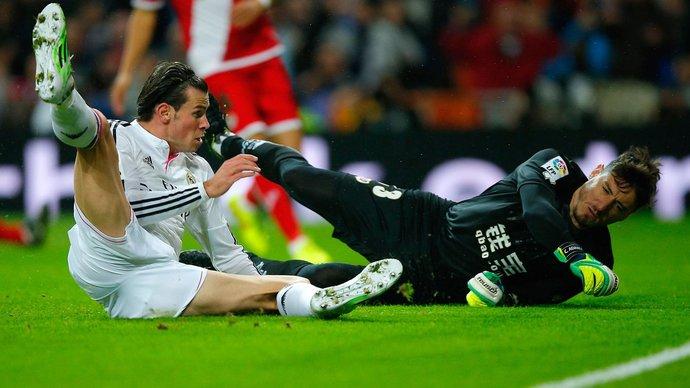 Вратарь Сарагосы забил гол на 96-й минуте и спас команду от поражения