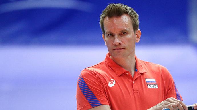 Стали известны соперники сборной России на чемпионате Европы по волейболу