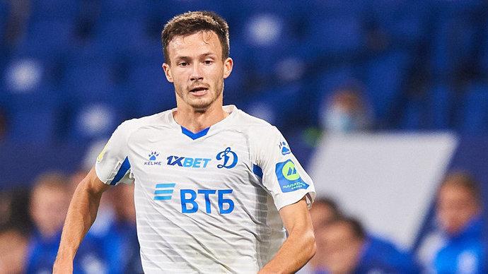 Фомин, Лесовой и Захарян выйдут в стартовом составе Динамо на матч с Краснодаром