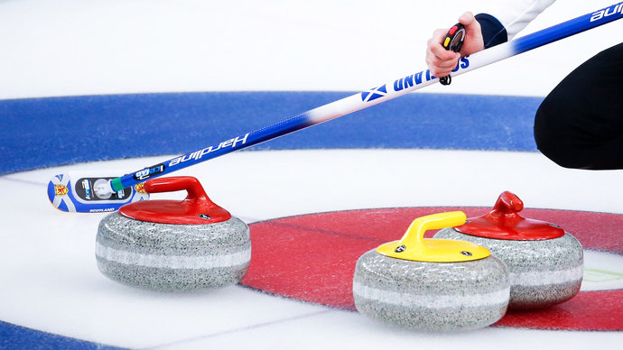 Российские керлингистки обыграли Швецию и вышли в финал чемпионата мира