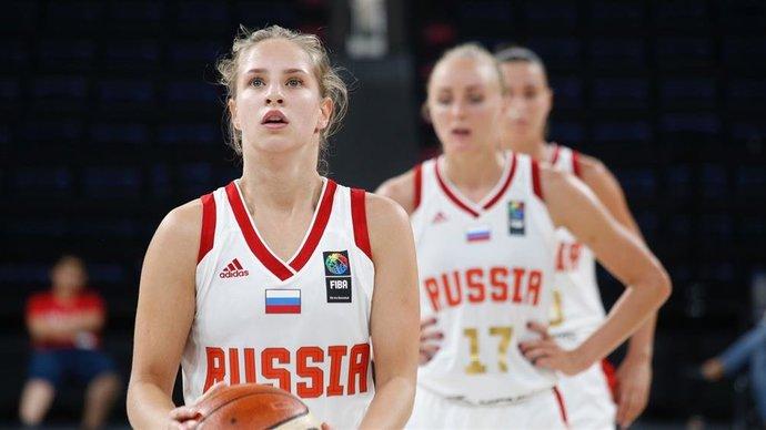 Сборная России переиграла сербок
