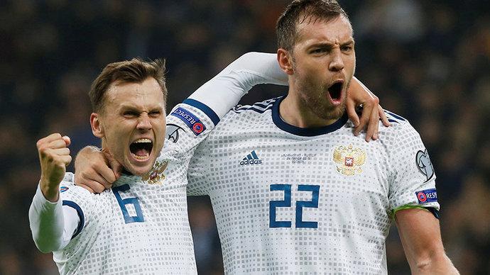 Шведская бригада арбитров обслужит матч сборной России в Саранске