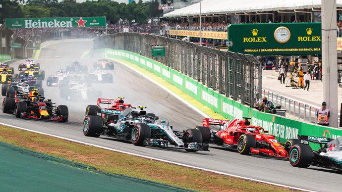 Сезон в «Формуле-1» может продлиться до декабря или января
