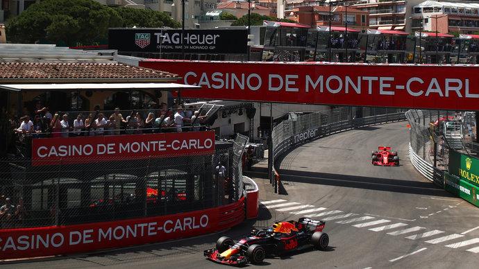 Гран-при Монако пройдет в следующем году 20–23 мая