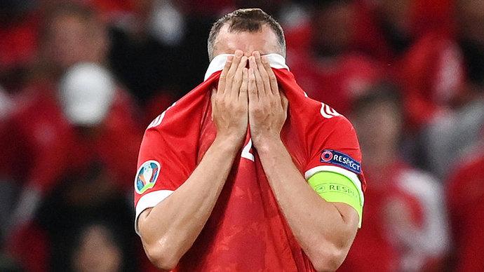 Карпин ответил на вопрос о возможном возвращении Дзюбе капитанской повязки в сборной России