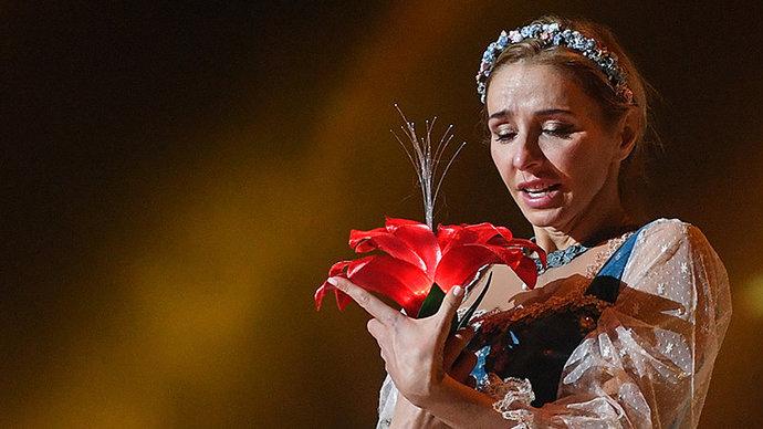 Татьяна Навка: Не хотела никого задеть, говоря о мужской художественной гимнастике. Но мой ребенок должен расти в здоровом обществе