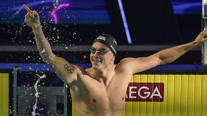 Международная лига плавания выделит 11 миллионов долларов на поддержку спортсменов