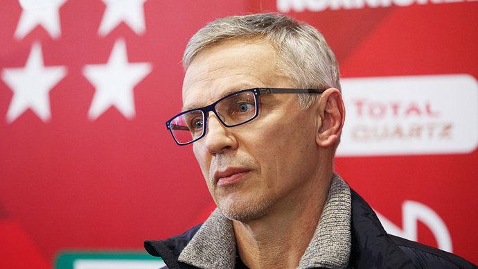 Роман Ротенберг: Вполне возможно, что Ларионов войдет в тренерский штаб сборной перед чемпионатом мира