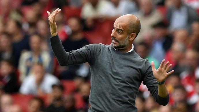 Хосеп Гвардиола: «Отдали 2 гола сопернику, который сам ничего не сделал. Как в прошлом году в матче против «Ливерпуля»