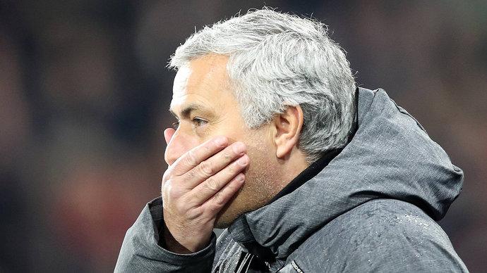 СМИ: Футбольная ассоциация Англии обвинила Моуринью в использовании неприличной лексики