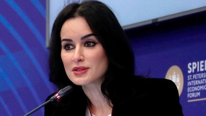 Тина Канделаки ответит на вопросы зрителей телеканала Матч ТВ