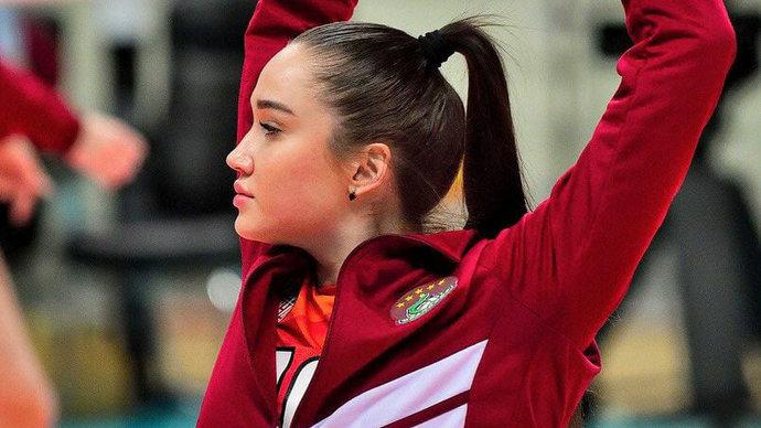 Российская волейболистка во время чемпионата Европы попросила корреспондента Матч ТВ купить ей линзы