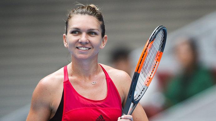 Халеп с победы стартовала на Итоговом турнире WTA
