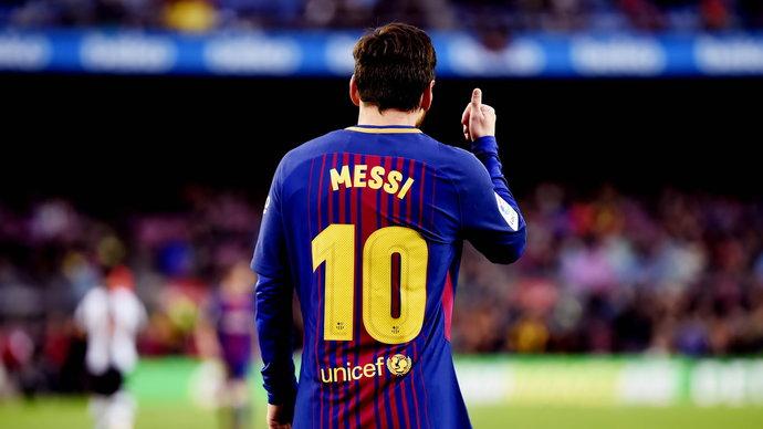 «Барселона» обыграла «Атлетик» на глазах 84 тысяч зрителей
