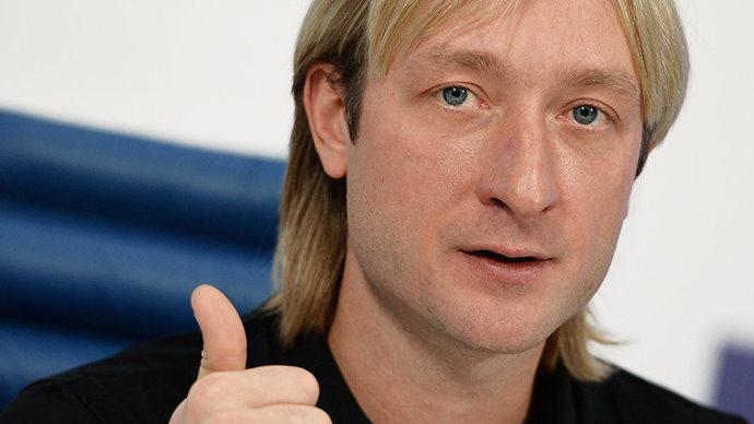 Плющенко показал тренировку Трусовой под дождем (фото)