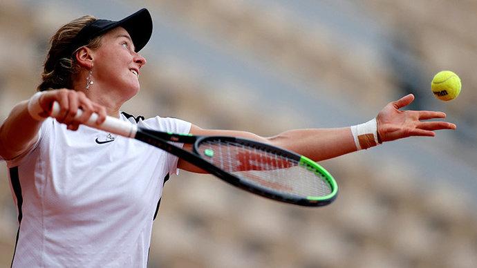 Самсонова поднялась в рейтинге WTA на 43 позиции
