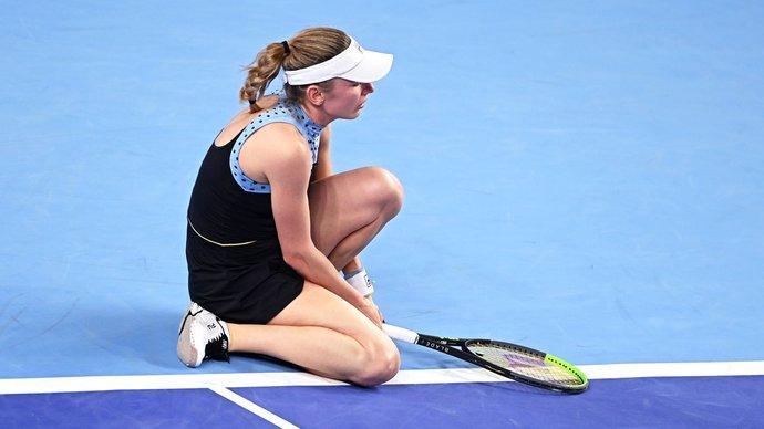 Александрова проиграла Контавейт в финале ВТБ Кубка Кремля