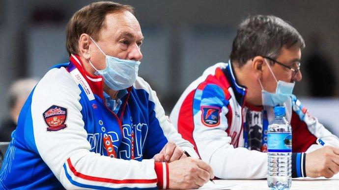 Главный тренер сборной России по тяжелой атлетике подал в отставку
