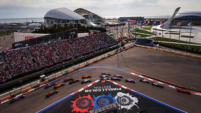 Решение ВАДА не угрожает проведению Гран-при России в «Формуле-1»