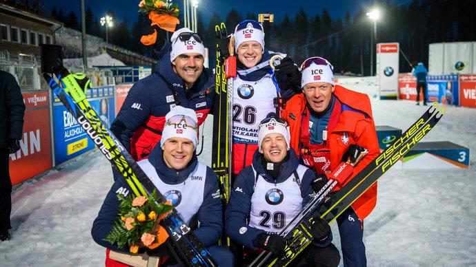 Зигфрид Мазе: Ни один спортсмен в сборной Норвегии не использует терапевтические исключения. Васильев лжет