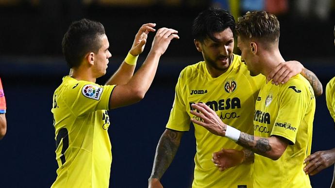 «Вильярреал» гарантировал себе путевку в плей-офф Лиги Европы