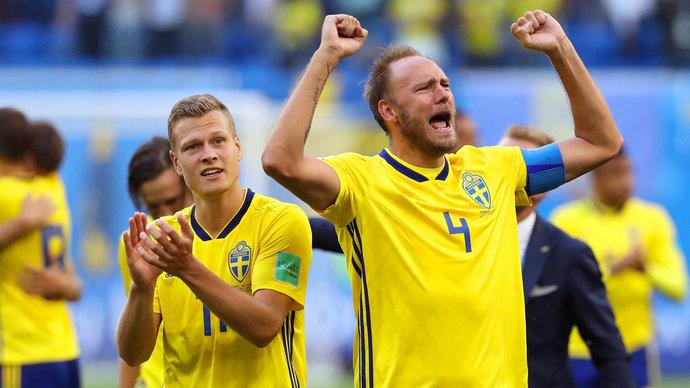 Швеция - Словакия. Прогноз на матч (16.10.2018)