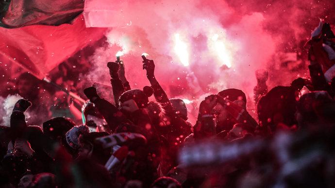 «Спартак» оштрафован на 190 тысяч рублей по итогам матча с «Рубином»