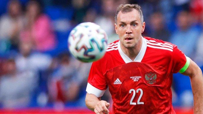 Дзюба обратился к болельщикам сборной России после открытой тренировки