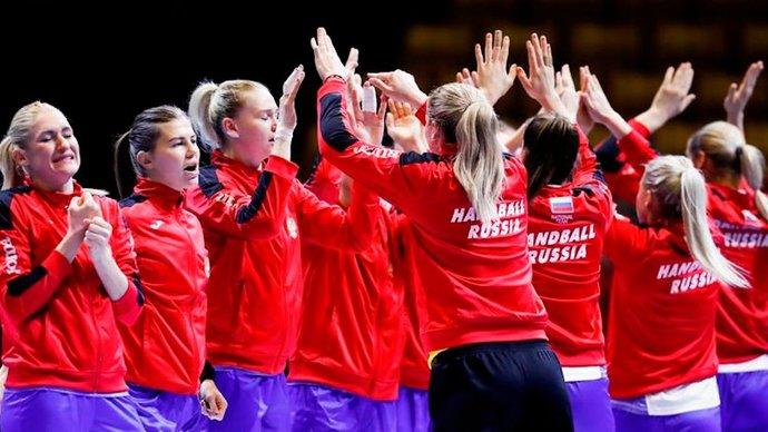 Сборная России сыграла вничью с Францией в основном раунде чемпионата Европы
