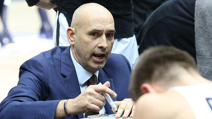 Тренер Нижнего Новгорода Лукич признан лучшим в Лиге чемпионов