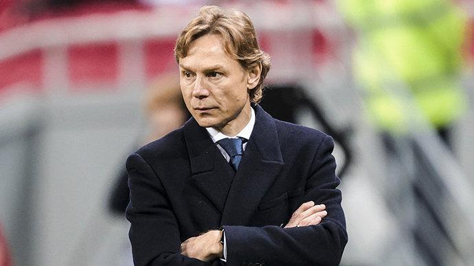 Карпин сравнил свою зарплату в «Ростове» и сборной России