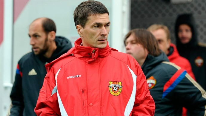 Виктор Булатов возглавит «Спартак-2»
