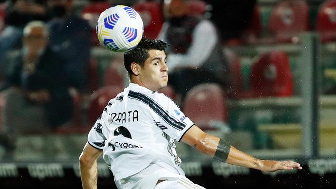 Альваро Мората: «Я надеюсь, что Роналду останется в «Ювентусе»