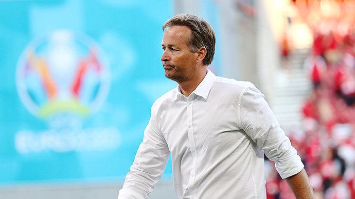 Главный тренер сборной Дании  о матче с Россией: Это будет тяжелая битва
