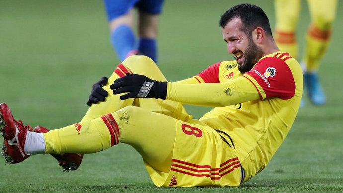 Григалава и Аджоев-младший дисквалифицированы на три матча после конфликта с тренерами ЦСКА