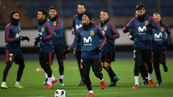 Испания сыграет с Тунисом в Краснодаре